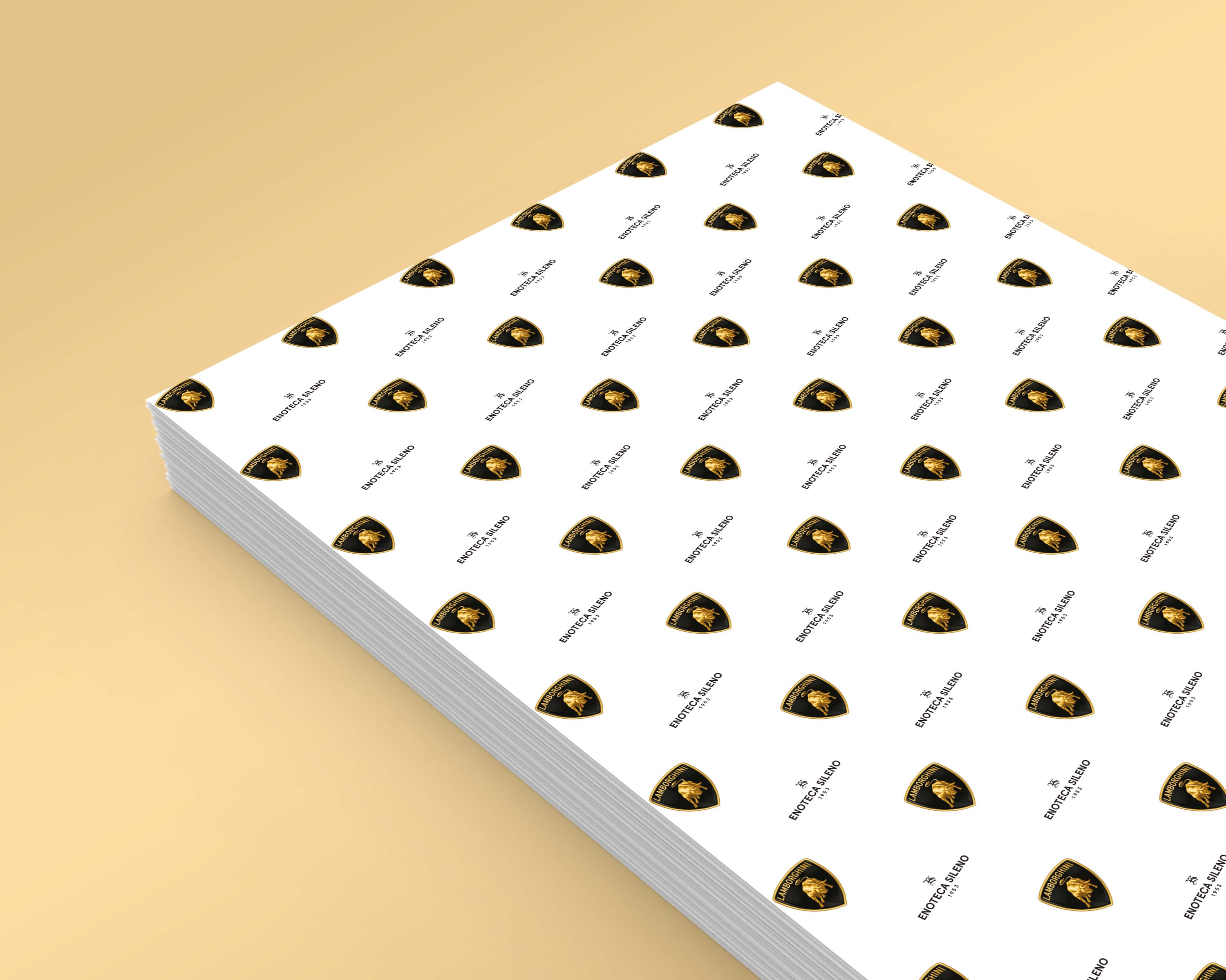 A2 Wrapping Paper